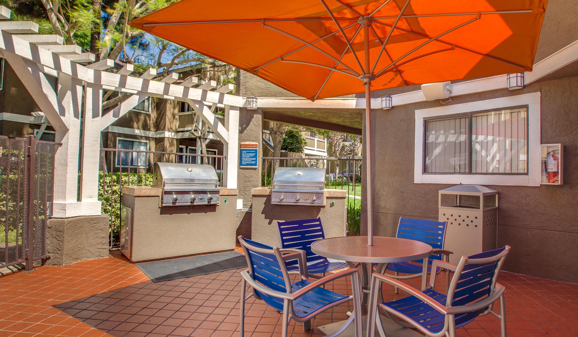Island Club - Oceanside - Outdoor Kitchen